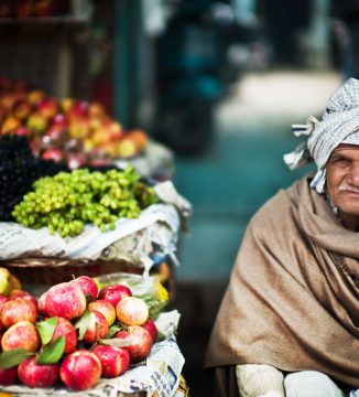 Aslan Kilinger - India
